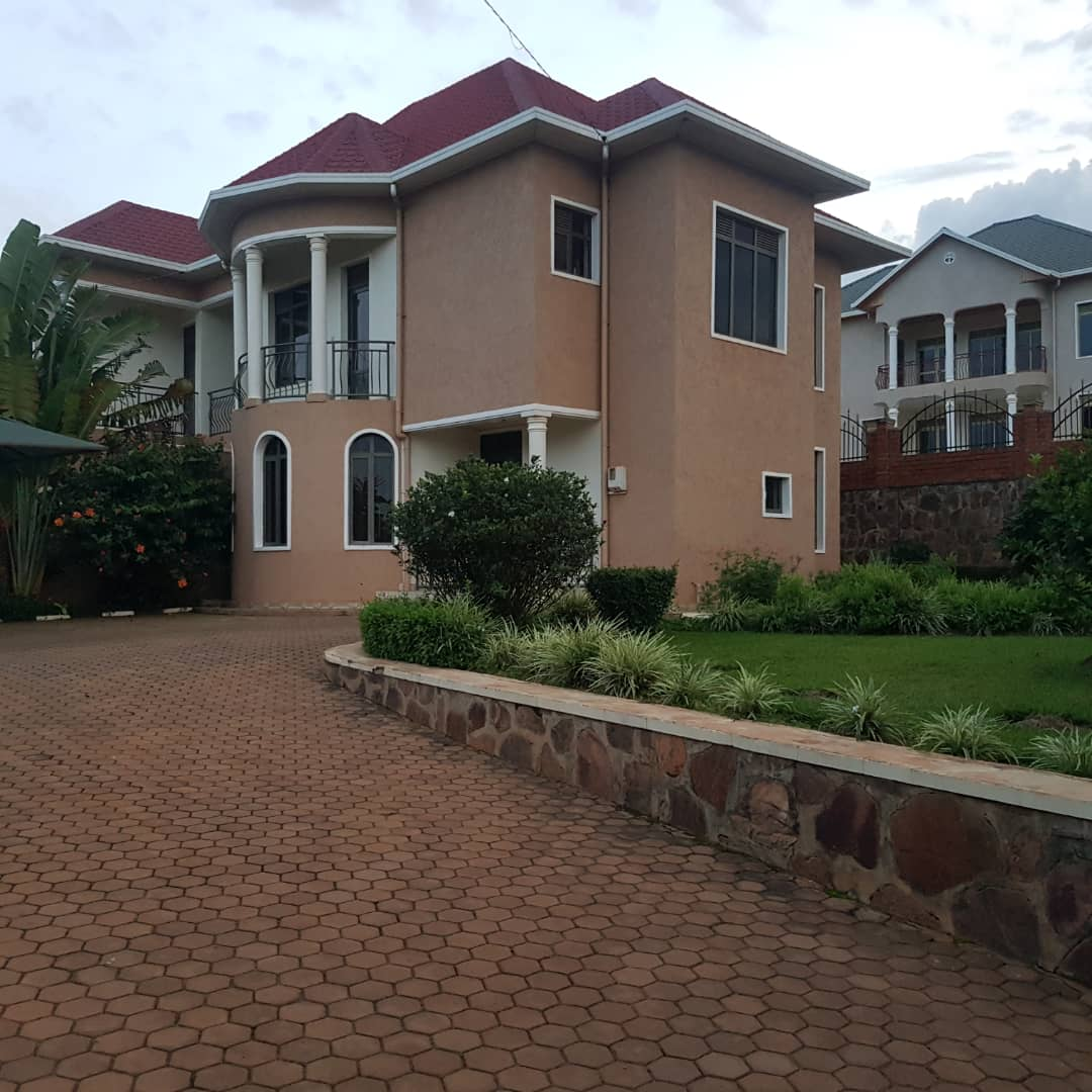 Houses For Rent M: A House For Rent At A Fair Price In Kibagabaga