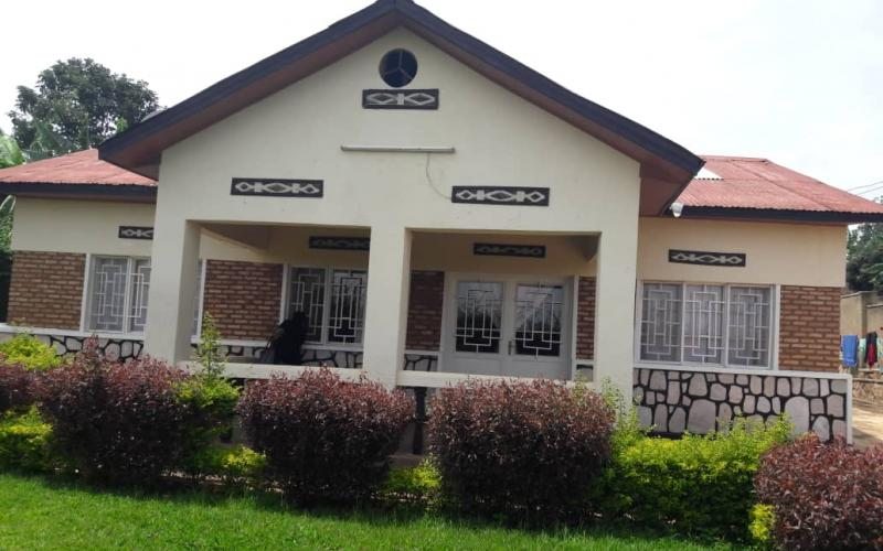 Ndera house for sale with 4 bedrooms at 40 M | House in Rwanda
