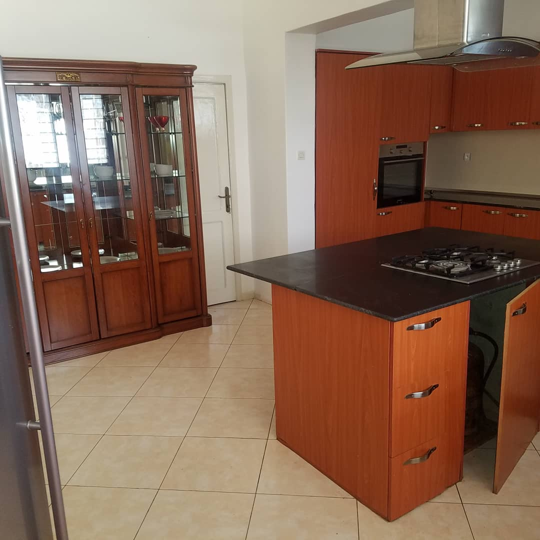 Nice Cheap Houses For Rent: A Super Nice Villa Fully Furnished For Rent At Gacuriro At